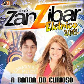 CD FORRÓ ZANZIBAR ELÉTRICO 2013