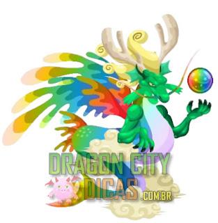 Dragão Lendário