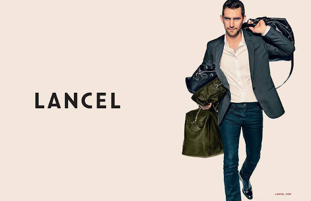 Lancel Fall/Winter 2015 Campaign