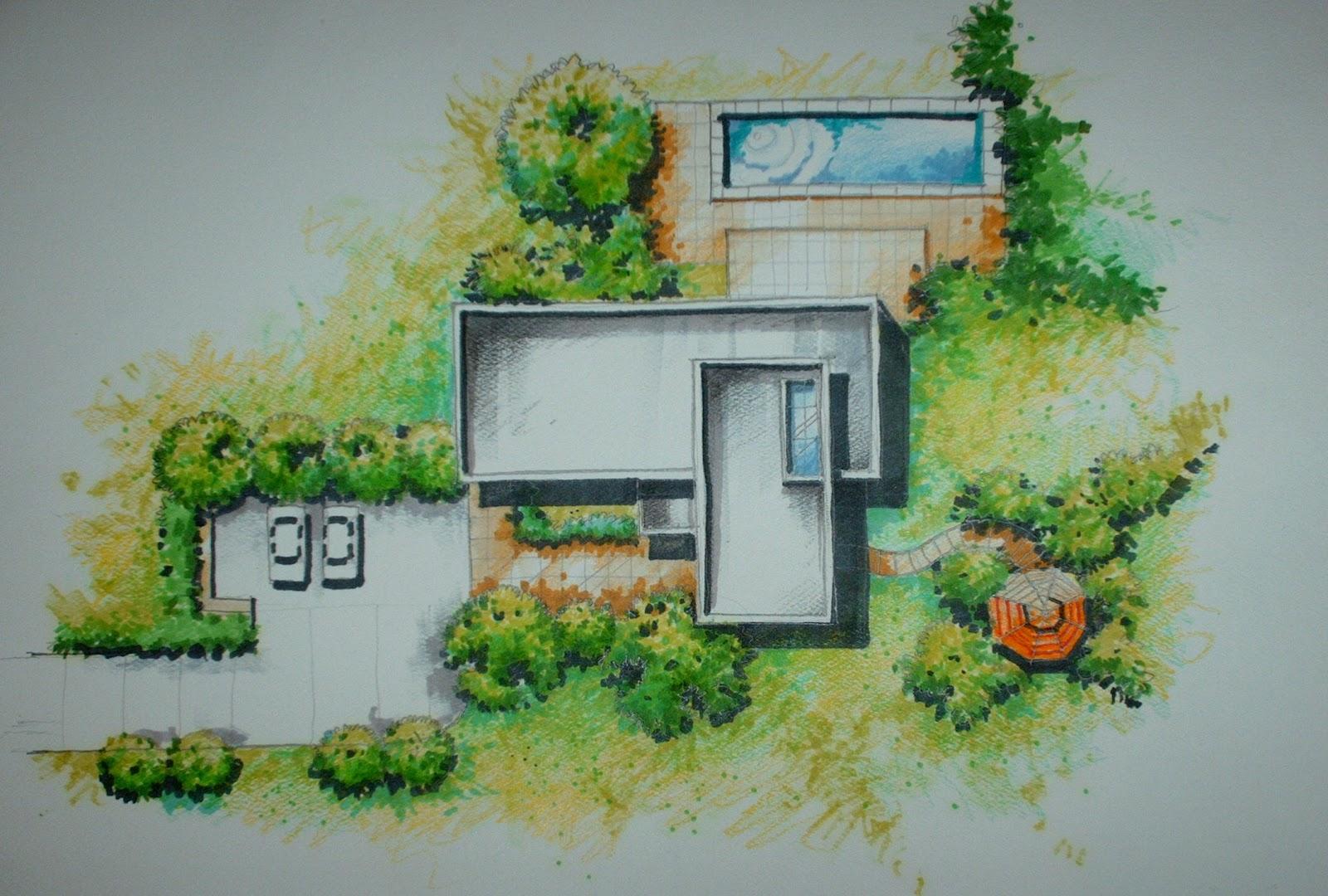 Arquitectura ideas y expresi n dibujo natural for Tecnicas de representacion arquitectonica pdf