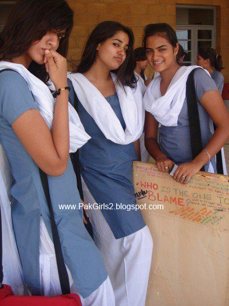 pakistani school girls - photo #48