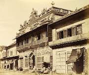 Chandni Chowk in 1858
