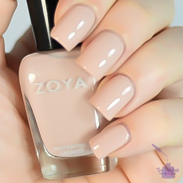 Zoya April swatch
