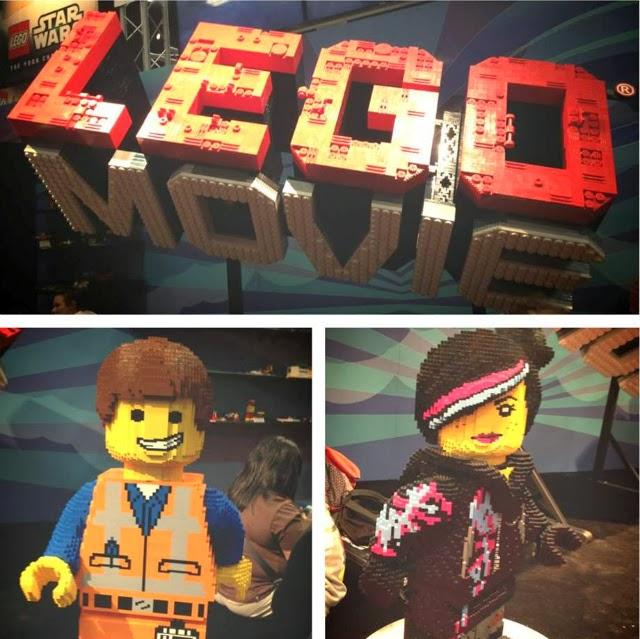 Imágenes de la película The Lego Movie.