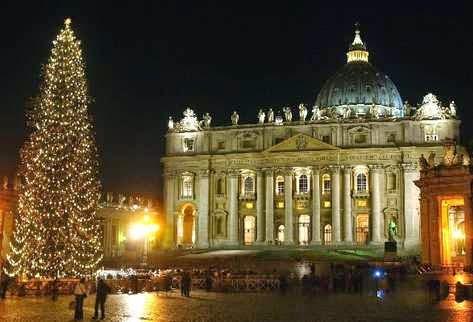 Secretos del Vaticano: EL ORIGEN PAGANO DEL ÁRBOL DE NAVIDAD