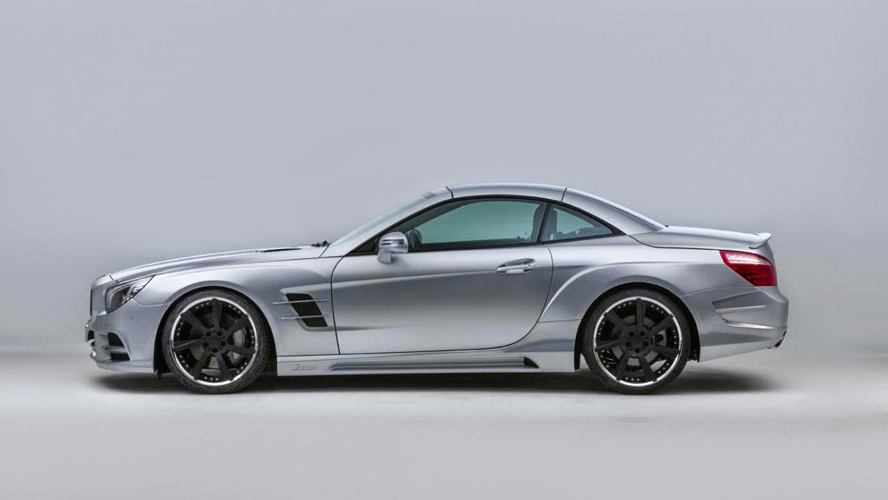 Mercedes benz sl class lorinser benztuning for Mercedes benz lorinser