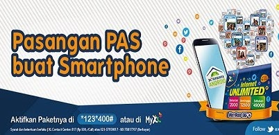 Tarif Paket Internet XL Unlimited Terbaru  Tarif Paket Internet XL Unlimited Terbaru 2014