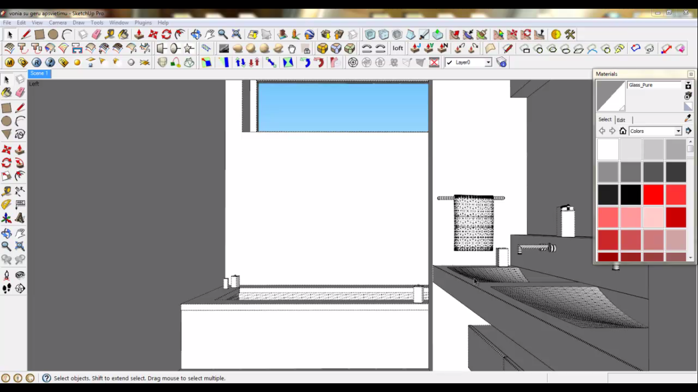 Sketchup Tutorial Course 02 Part 01 Introduction Architecture Design Sketchup Dwg Tutorials