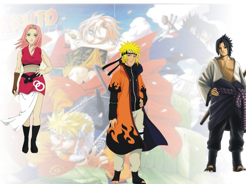 cartoon network name naruto hokage