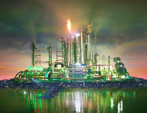 Land Scape: Photos by David LaChapelle