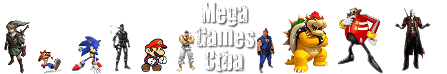 Mega Game Ctba