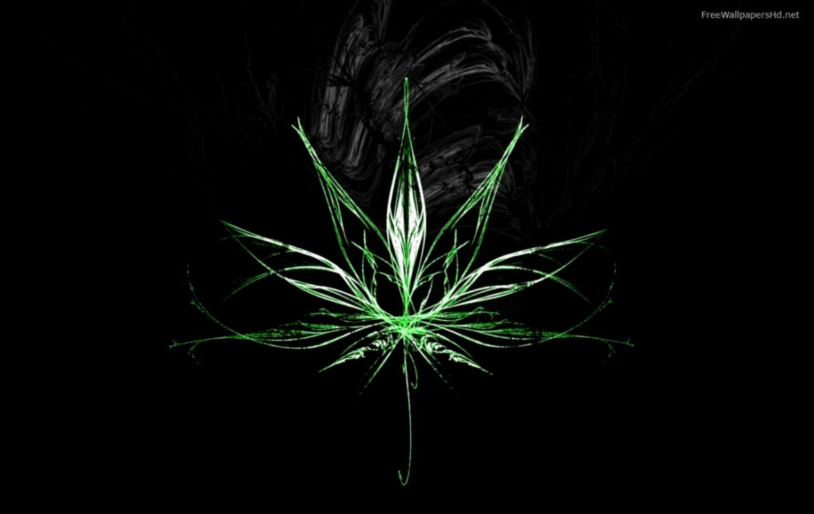 3D Wallpaper Cool Weed Leaf Marijuana Hd Wallpapers ...
