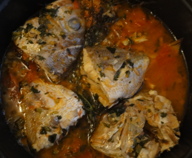 Cuisine gabon gabon for Poisson cuisine