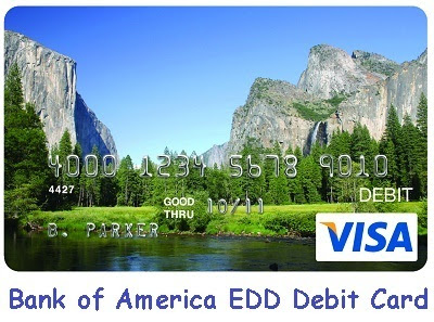 Login to access Bank of America EDD Debit Card Online on Bankofamerica.com/eddcard