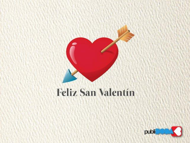 Felíz San Valentin