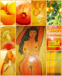 Appelsiineja ja hunajaa -blogi