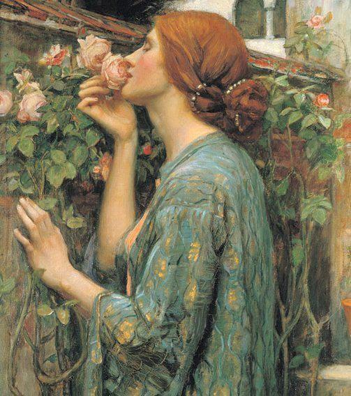 Cheirar as Flores