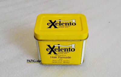 Murray's Exelento Dengan Kemasan Terbaru Dengan Olive Oil & Lanolin