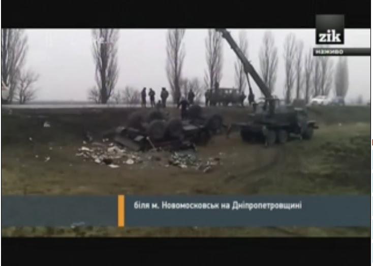 Автоколона с бойцами ВДВ из Днепропетровщины направляясь в Киев и попала в ДТП: погибло трое, восемь - в тяжелом состоянии - Цензор.НЕТ 879