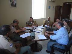 Reunião com o Chefe do Estado Maior em 14/10/2013 - foto 02