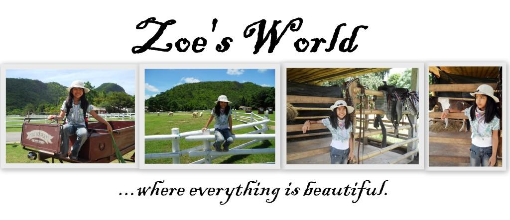 Zoe's World