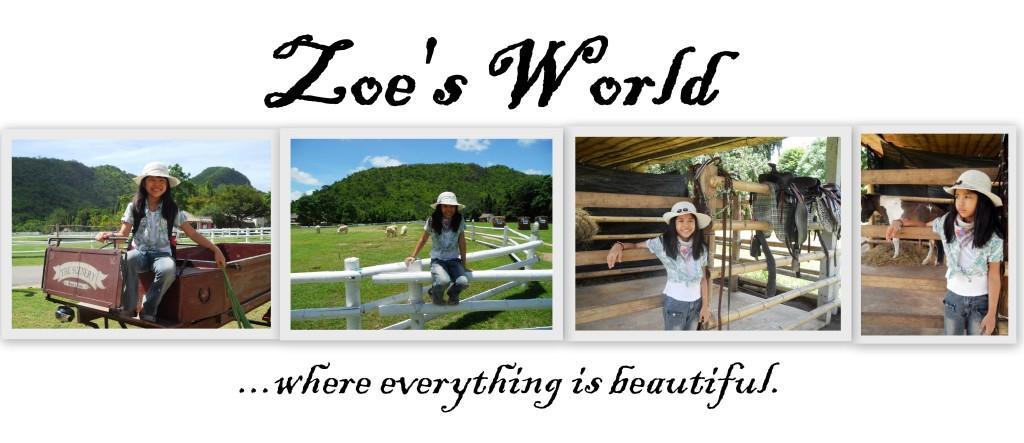 Zoe's World