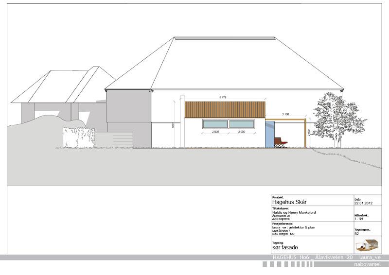 laura_ve : arkitektur&plan: nabovarsel Hagehus Skaar