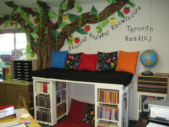 Classroom Decor Companies ~ Ideas para decorar la biblioteca zona preescolar