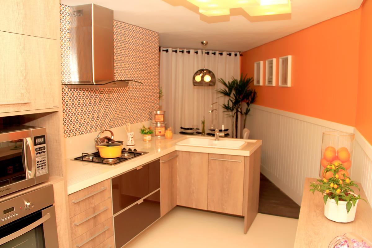 S³ ARQUITETURA E PLANEJAMENTO: Ambiente e as cores: cozinha #C88B03 1200 800