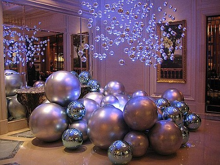 christmas ornaments decorations ideas - Christmas Stage Decorations