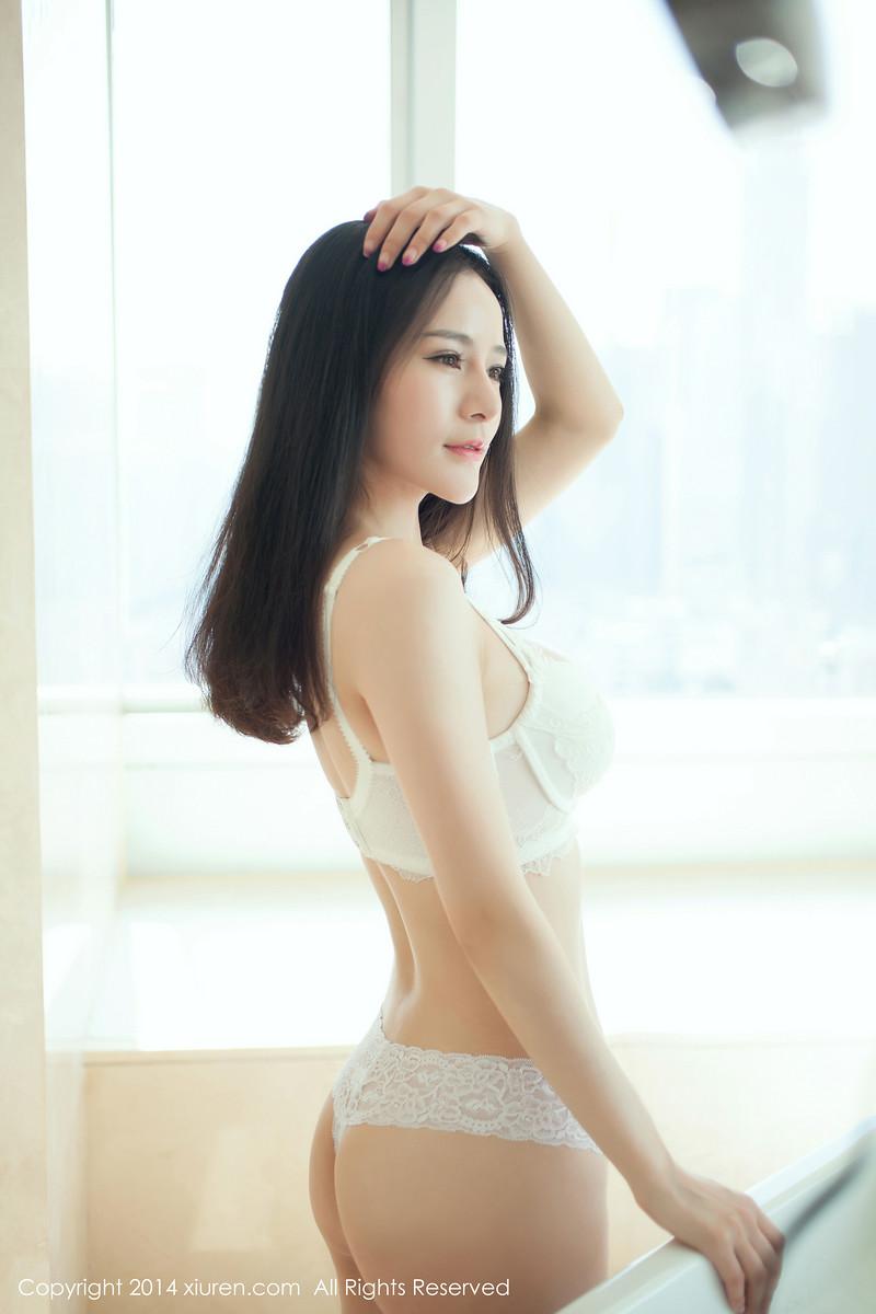 Ảnh gái đẹp HD Trắng thuần khiết cong tuyệt hảo 3