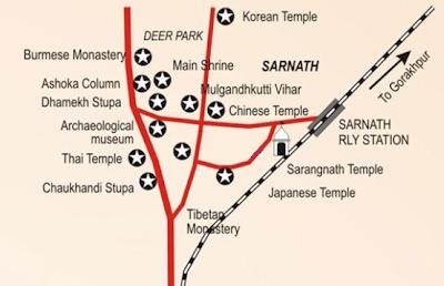 Que ver en Sarnath