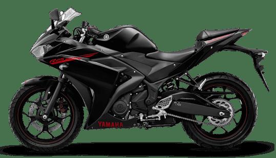 Predator Black Yamaha R25