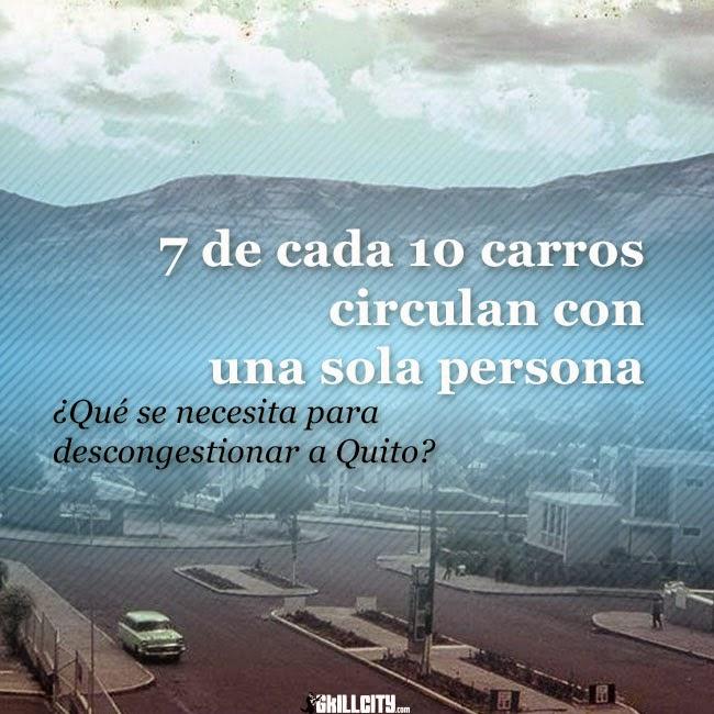 Seis propuestas para resolver el transporte de Quito