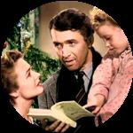 peliculas navidad, pelicualas en navidad, peliculas navidad marketing, peliculas navidad publicidad, el ultimo regalo, milagor en la calle 33, un hombre de familia, la vida es bella, un cuento de navidad,