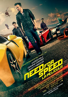 Need for Speed: La Película (2014)