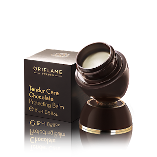 geleia real de chocolate oriflame