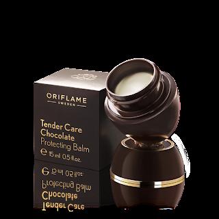 geleia real de chocolate oriflame