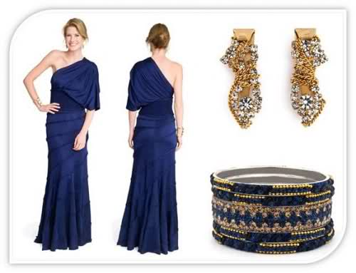 Beautiful Midnight Blue Bridesmaid Dresses, Cheap Midnight Blue ...