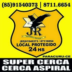 JR Alarmes e Serviços, Fazendo sua segurança com qualidade!