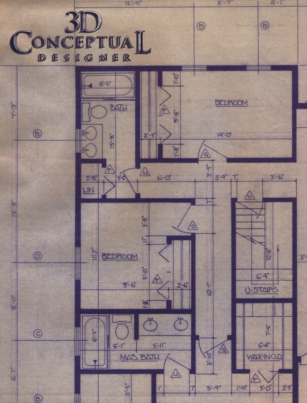 ... School Architecture Class. You Will Note The Studio Off The Master  Bedroom, As Well As A Wood Shop Area Off The Garage, Which Are Still To  This Day A ...