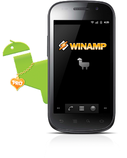 Download Winamp (MP3, Video, and Music Player) Terbaru Free