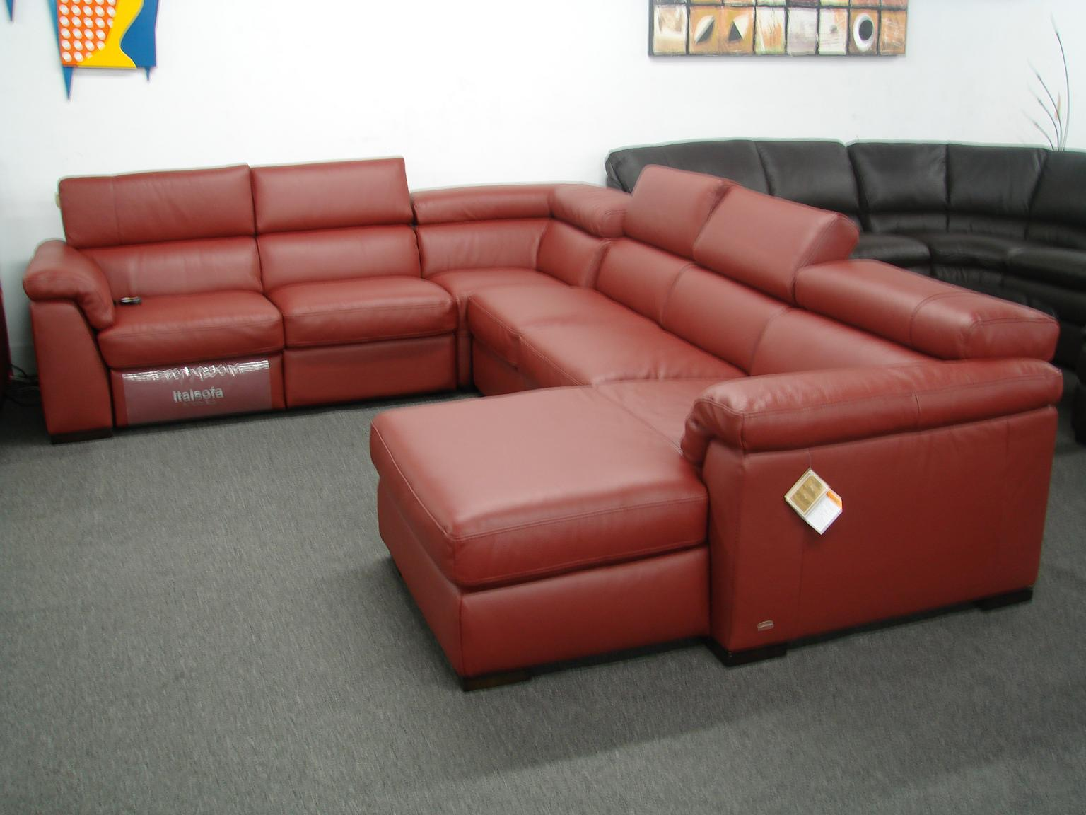 Natuzzi Leather Sectional | 1536 x 1152 · 137 kB · jpeg