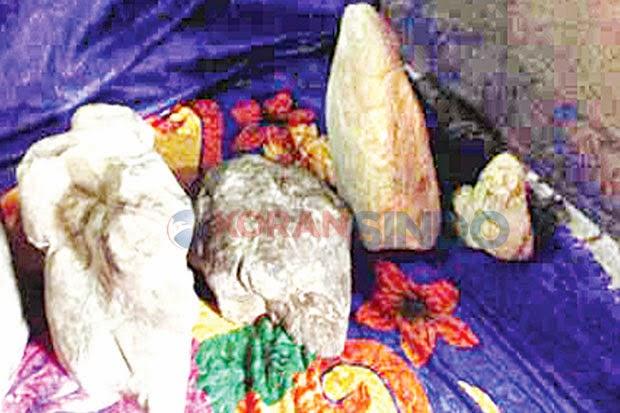 Di Temukan Batu Unik Dan Aneh Di sekitaran Teluk Sawe