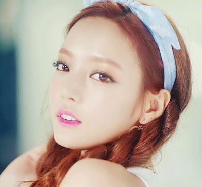 [ kpop fashion] Dolly Look / Makeup: Gu Hara of Kara