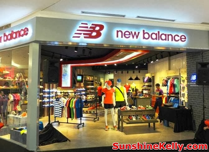 new balance shopping