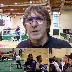 VIDEO: CAMPIONATO REGIONALE SENIOR 2015 al Palazzetto di Borgo