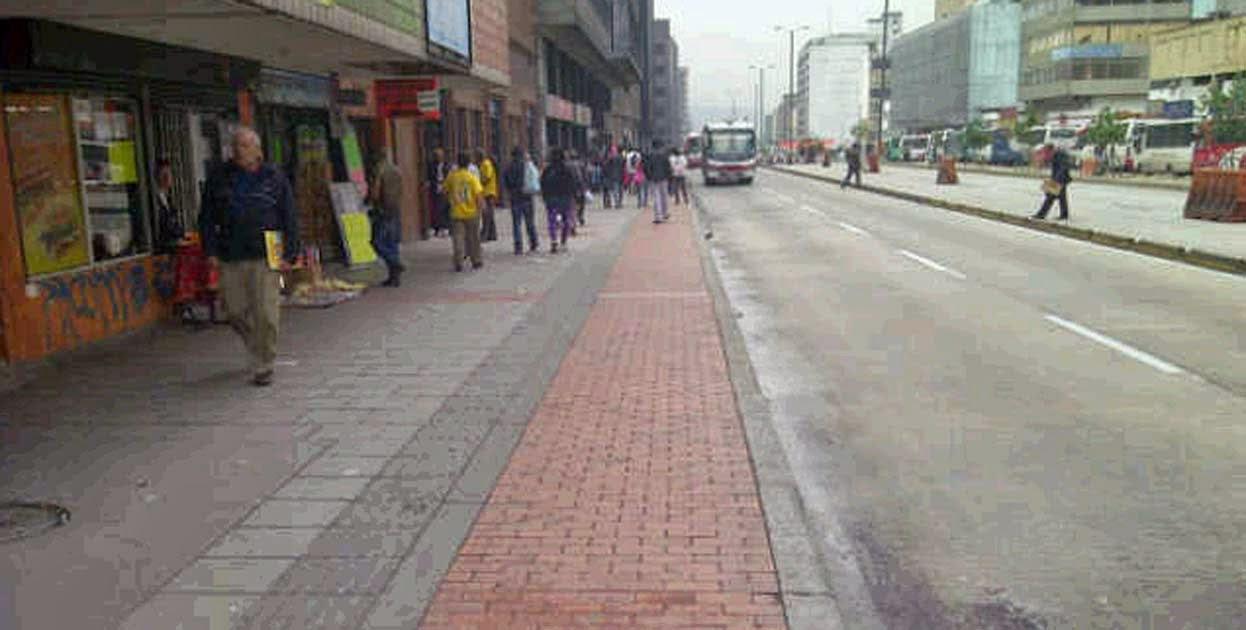 Las Calles de Bogotá, Colombia