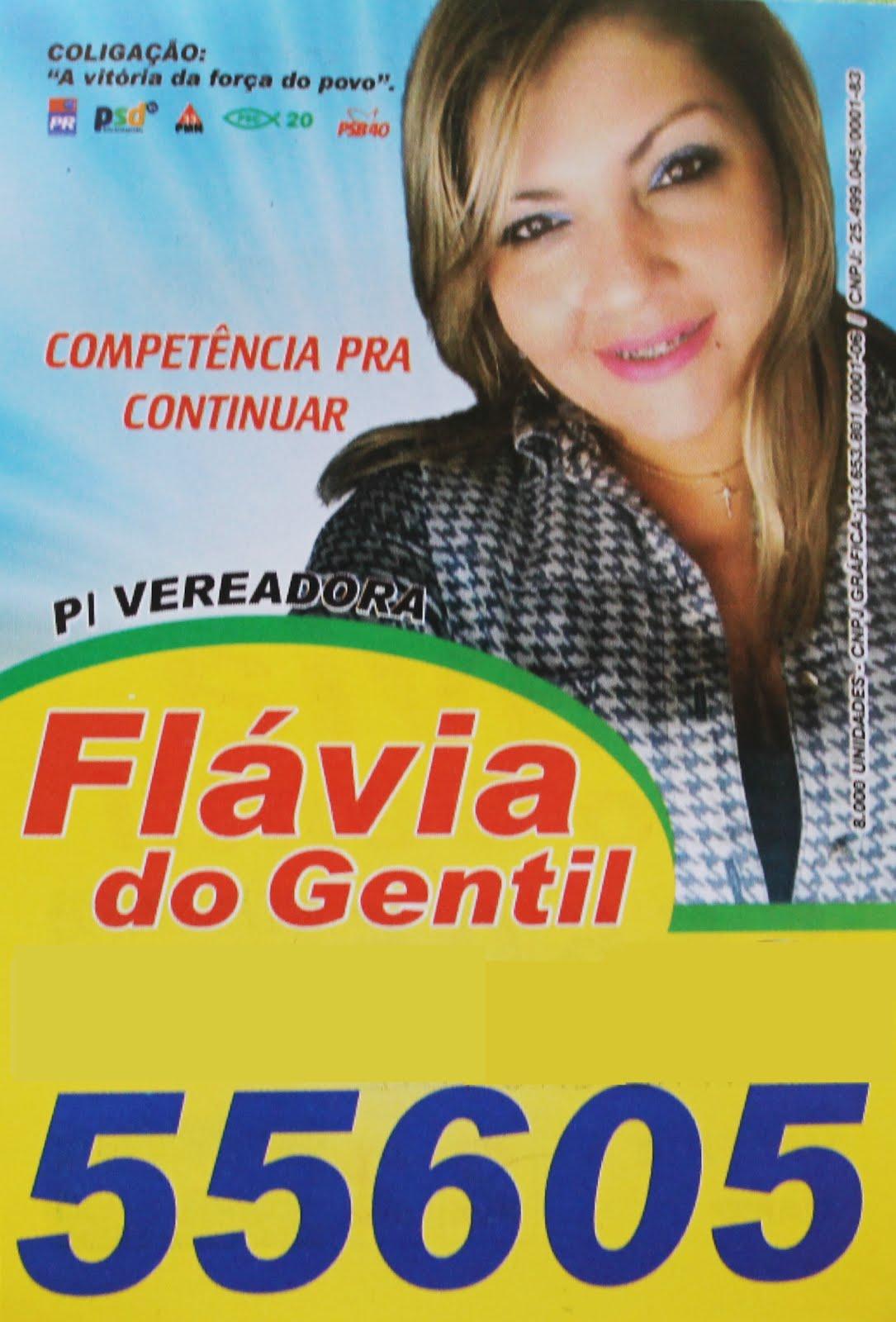 Araioses- Flávia do Gentil