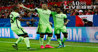 Agen Piala Eropa - Manchester City sukses meraih kemenangan 3-1 atas Sevilla pada matchday 4 Liga Champions